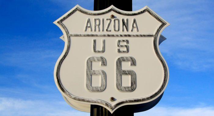 Usa 66 route