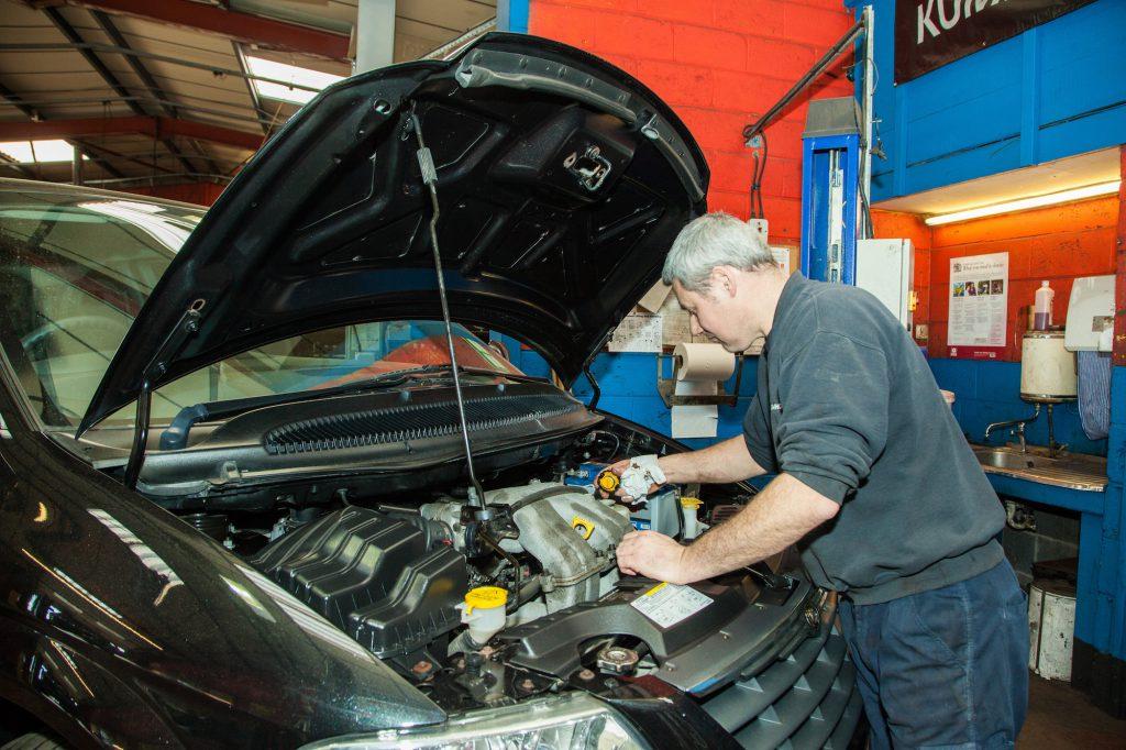 Car Servicing - Auto Exhaust & Tyres