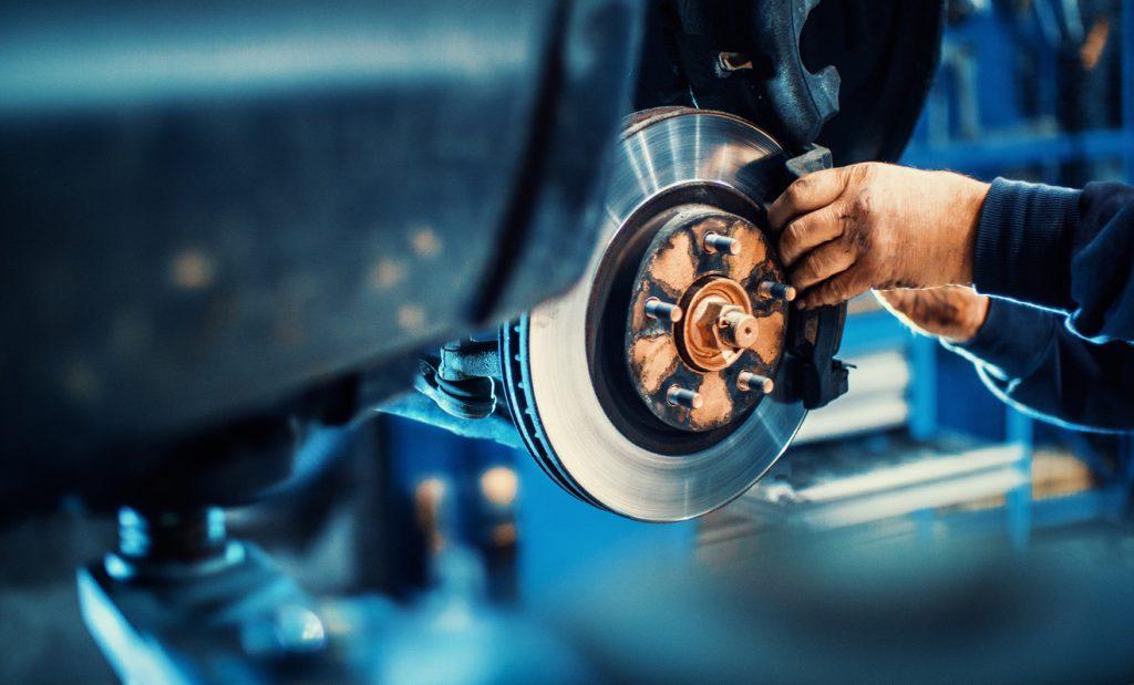 Brake Problems - Auto Exhaust & Tyres