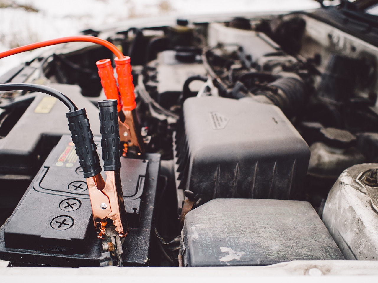What To Do When Your Car Battery Dies